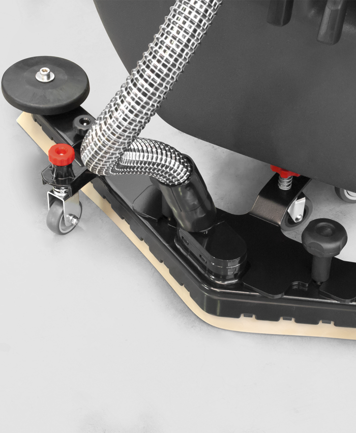 Подпочистващи машини за миене на твърд под