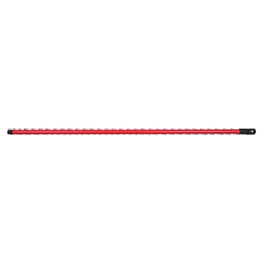 Дръжка за моп 120 см. - Червена | Метална дръжка за почистване