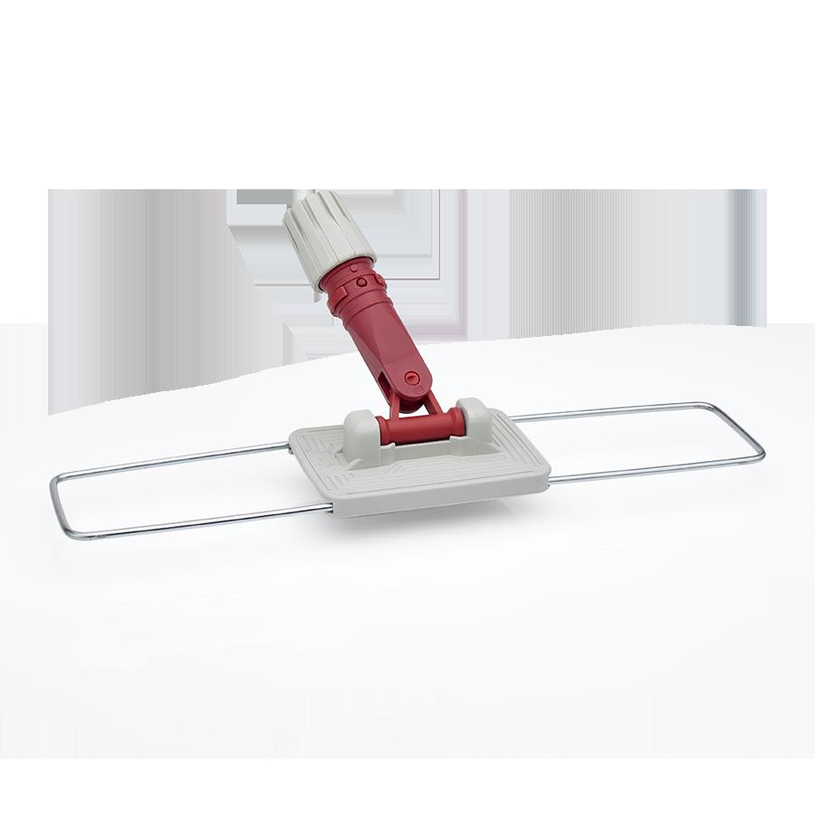 Държач за плосък моп 40 см. | Плосък микрофибърен моп