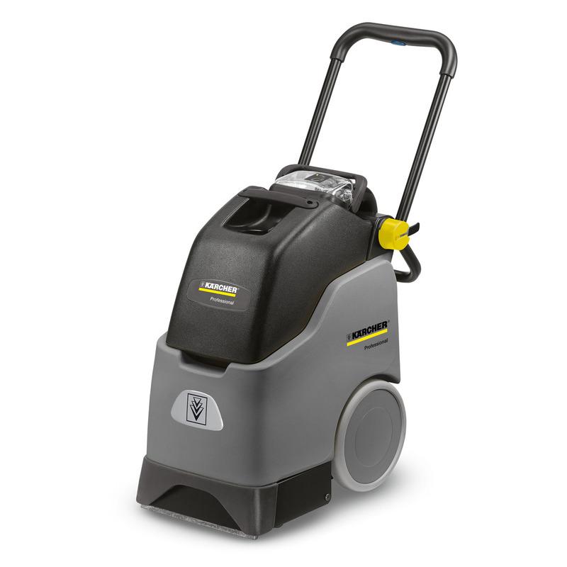 Четкова машина за пране на мокети и килими Karcher BRC 30/15 C