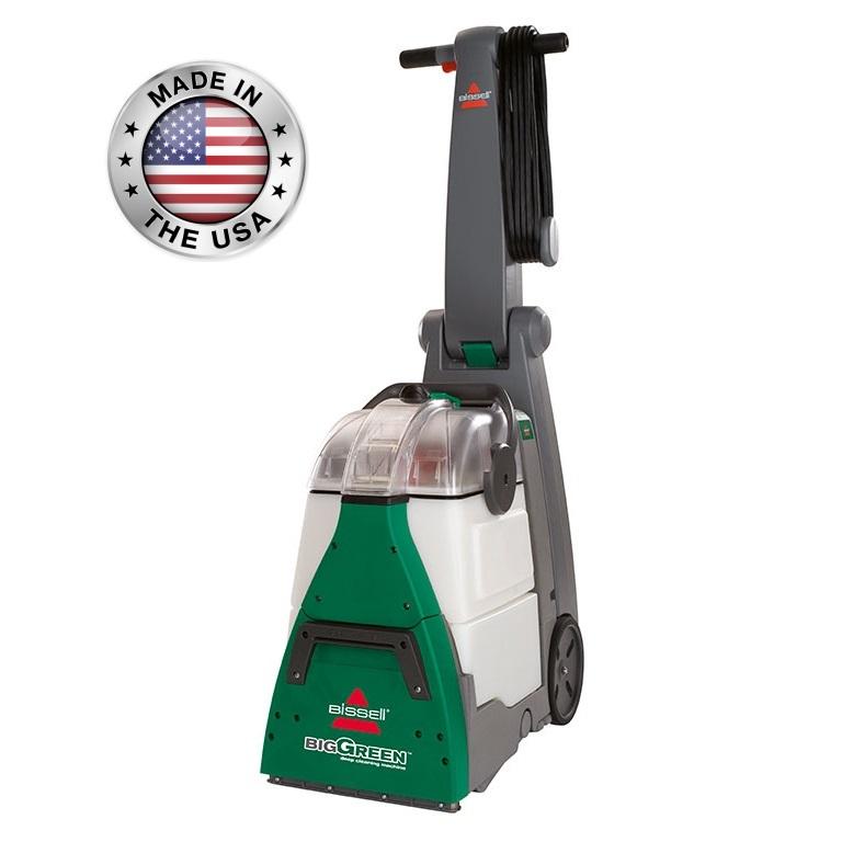 Четкова машина за пране на мокети килими и тапицерии Bissell Big Green
