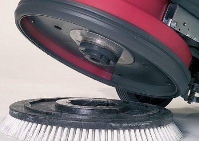 Дискова четка 430mm за подопочистващи машини Cleanfix RA 431