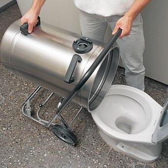 Прахосмукачка и водосмукачка Cleanfix SW 25 KW